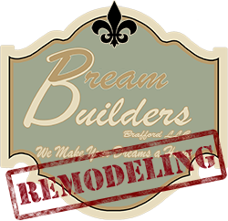 Dream Builders Remodel Sign